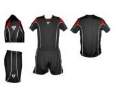 Футбольная форма Titar Ultra черная