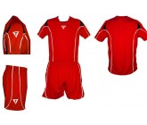 Футбольная форма Titar Ultra красная