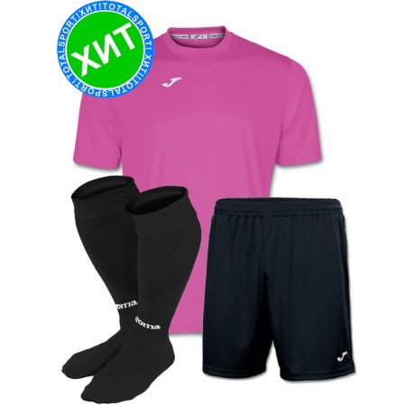 Детская футбольная форма Joma Combi(футболка+шорты+гетры) 100052.500