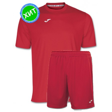 Акция! Футбольная форма Joma Combi(футболка+шорты) 100052.600