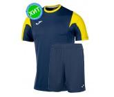 Футбольная форма Joma ESTADIO(футболка+шорты) 100146.309