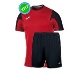 Комплект футбольной формы Joma ESTADIO(футболка+шорты) 100146.601-2