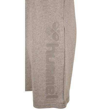 Шорты мужские Hummel Classic Bee Sweat Shorts серые 010-777-2006
