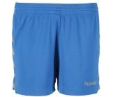Шорты женские Hummel Tech-2 Knitted Junior Shorts синие 010-806-7393