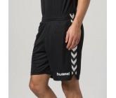 Шорты мужские Hummel STAY AUTHENTIC Bermuda Shorts черные 010-999-2001