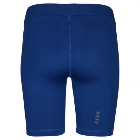 Компрессионные шорты HUMMEL UNDERLAYER TIGHTS синие 011-151-7045