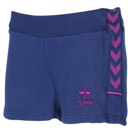 Шорты женские Hummel REBECCA SHORT синие 013-264-2006