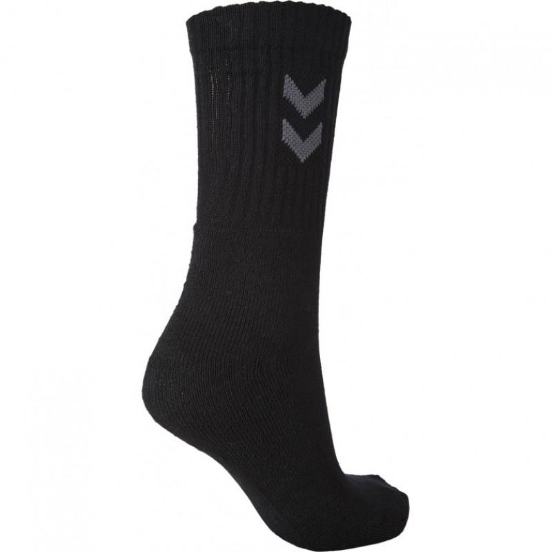 Носки Hummel 3-Pack Basic Sock черные 022-030-2001