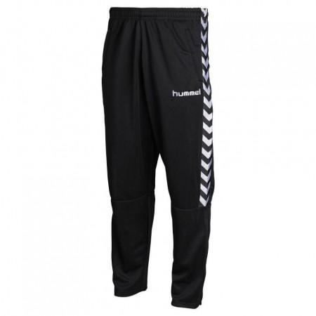 Спортивные штаны детские Hummel STAY AUTHENTIC Poly Pants черные 132-101-2001