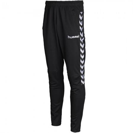 Спортивные штаны детские Hummel Stay Authentic Football Pants черные 132-110-2001
