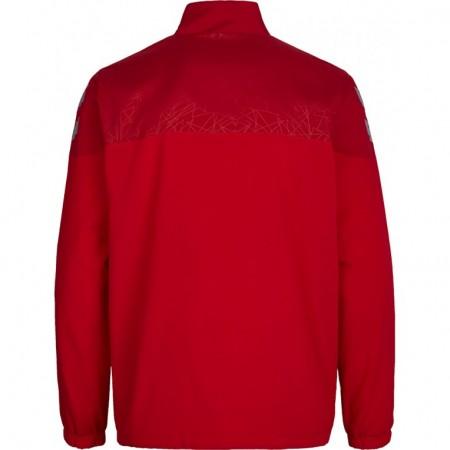 Ветровка мужская Hummel SIRIUS MICRO JACKET красная 033-279-4099