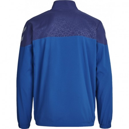 Ветровка мужская Hummel SIRIUS MICRO JACKET синяя 033-279-8600