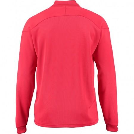 Ветровка Hummel Authentic Charge Poly Zip Jacket красный 033-401-3062