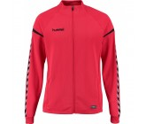 Ветровка Hummel Authentic Charge Poly Zip Jacket красный 033-401-3062