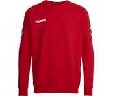 Кофта мужская Hummel CORE COTTON SWEAT красная 036-894-3062