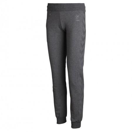 Спортивные штаны женские Hummel CLASSIC BEE WOMENS TECH PANTS серые 039-720-2007