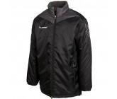 Куртка мужская Hummel Roots Bench Jacket черная 080-607-2001