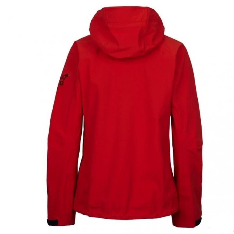 Ветровка Hummel CLASSIC BEE WOMENS 2 LAYER JKT красная 080-648-3775