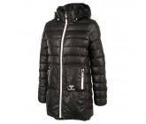 Куртка женская Hummel Classic Bee Women's Bubble Jacket черная 080-733-2001