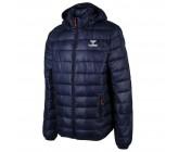 Куртка мужская Hummel CLASSIC BEE MENS BUBBLE JKT синяя 080-737-8282