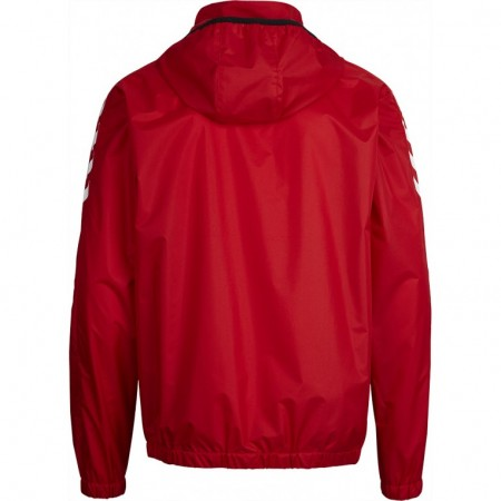 Ветровка детская Hummel CORE SPRAY JACKET красная 180-822-3062