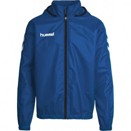 Ветровка детская Hummel CORE SPRAY JACKET синяя 180-822-7045