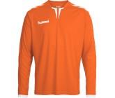 Реглан детский HUMMEL CORE LS POLY JERSEY оранжевый 104-615-5006