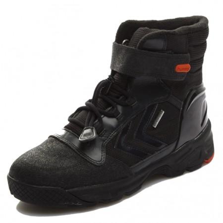 Ботинки детские HUMMEL ROBUSTUS JR HI черные 163-758-2042