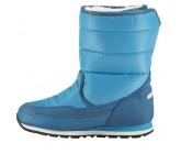 Сапоги детские Hummel SNOW JOGGER BOOT JR голубые 164-267-5301