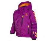 Куртка зимняя детская Hummel Val Thorens Winter Jacket фиолетовая 180-502-3493