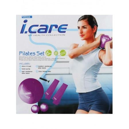 Набор для фитнеса Joerex I.CARE Pilates Set JIC026