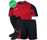 Комплект футбольной формы Joma ESTADIO(футболка+шорты+гетры) 100146.601-1