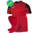 Комплект футбольной формы Joma ESTADIO(футболка+шорты+гетры) 100146.601