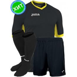 Комплект футболка+шорты+гетры Joma Emotion 100402.100