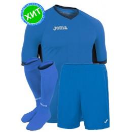 Комплект футболка+шорты+гетры Joma Emotion 100402.700