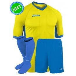 Комплект футболка+шорты+гетры Joma Emotion 100402.900-2