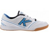 Футзалки Kelme America indoor senior 55604 White Turquoise