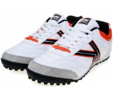 Сороконожки Kelme Furia Turf white orange 55421