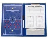 Тактическая доска для футбольного тренера с фишками на магнитах Rucanor 27313-01