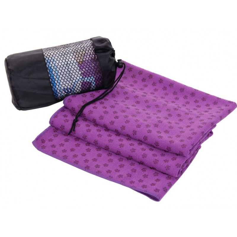 Коврик-полотенце для йоги и фитнеса Joerex JBX30831