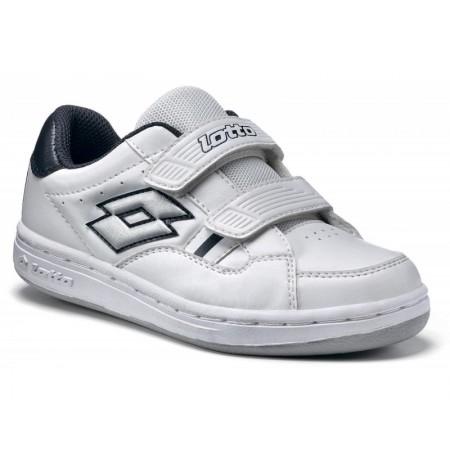 Детские кроссовки для тенниса lotto T-BASIC V CL S R5701