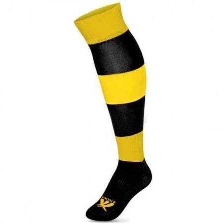 Гетры Swift зебра желто-черные