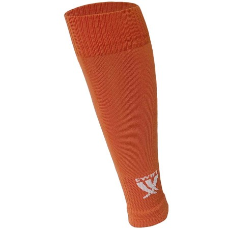 Гетры Swift без носка оранжевые