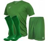 Комплект футбольной формы Swift VITTORIA(футболка+шорты+гетры) зеленый