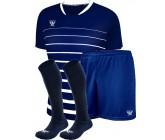 Комплект футбольной формы Swift FINT COOLTHECH (футболка+шорты+гетры) синяя
