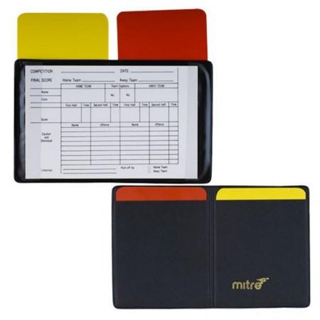 Бумажник судейский MITRE A3004AAA