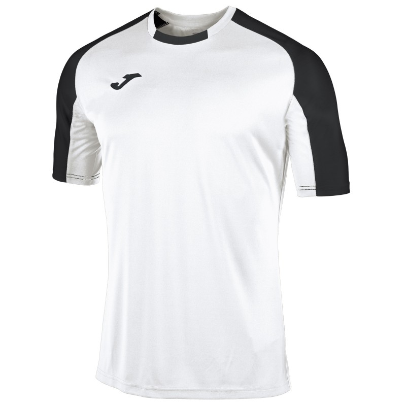 Футбольная форма Joma ESSENTIAL 101105.201-1 (футболка, шорты, гетры) бело-черная
