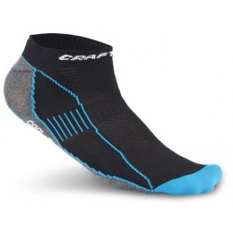 Носки для бега Craft Cool Run Shaftless Sock 1901386 BLACK (2999)