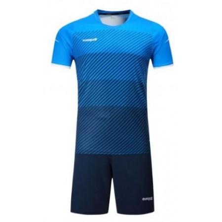 Футбольная форма Europaw 017 голубая