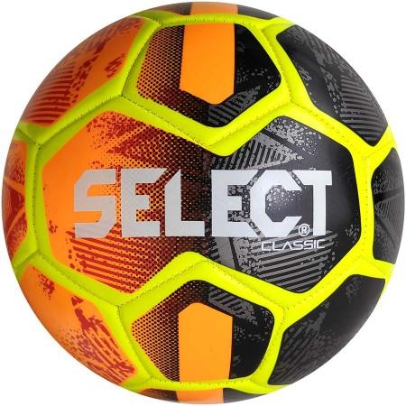 Футбольный мяч Select Classic (011) размер 4 оранжевый